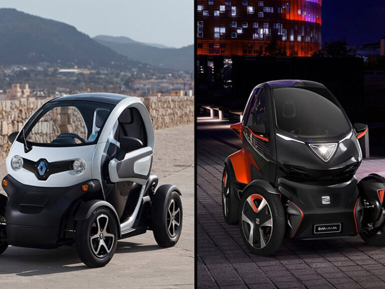 coches sin carnet electricos