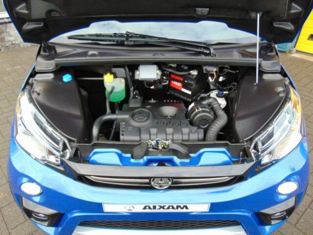 norma euro5 motor kubota