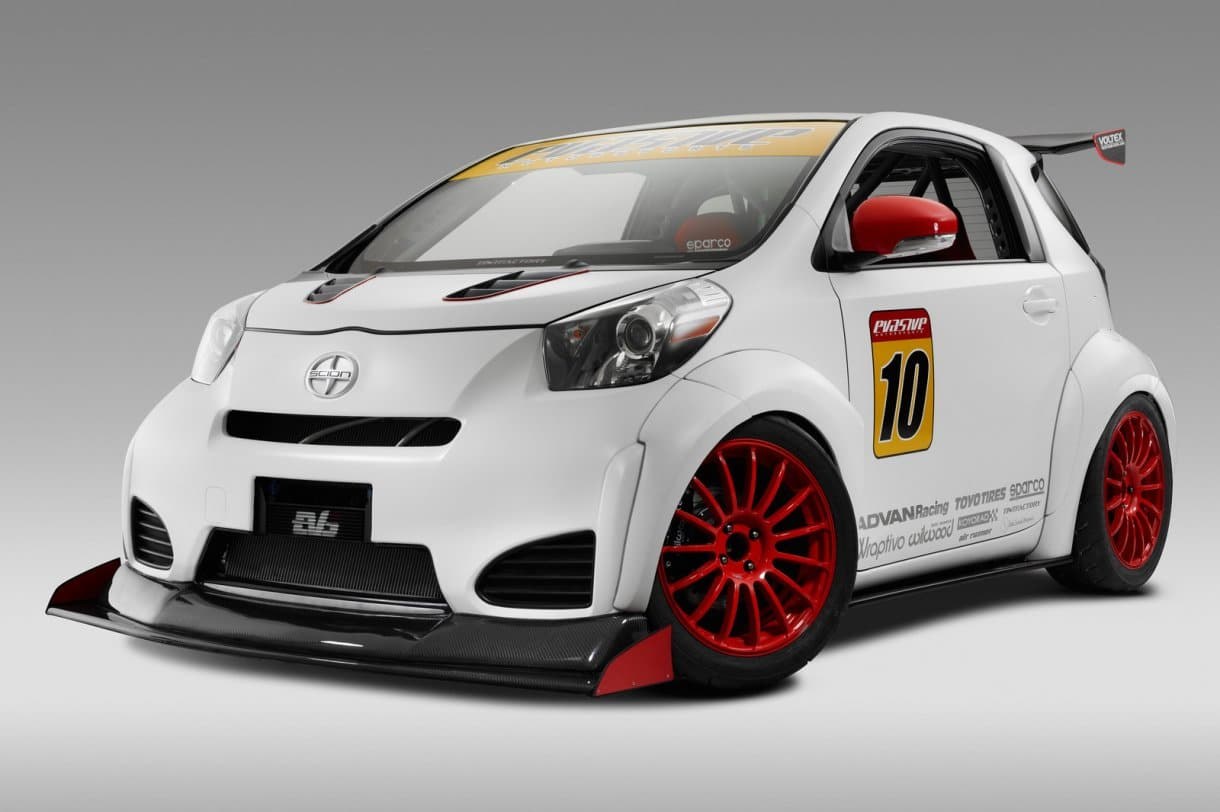 Coches sin carnet tunning