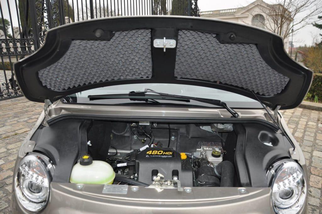 Motor series Bellier