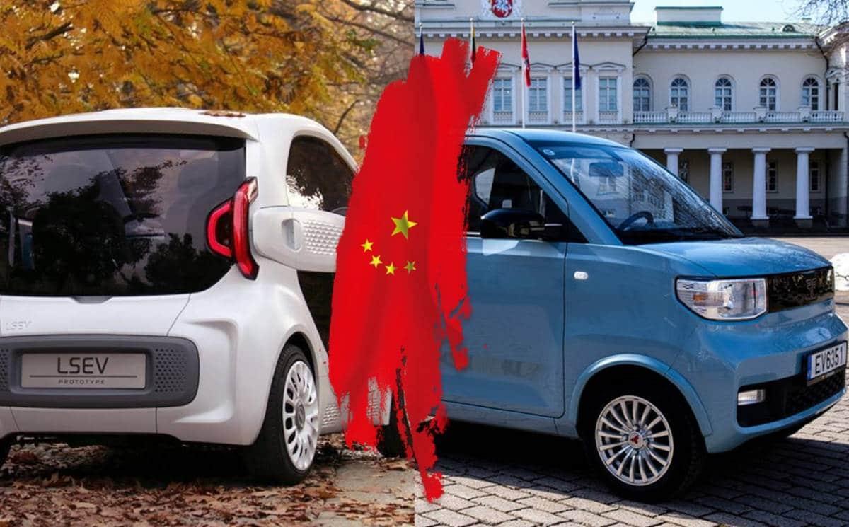 Cuadriciclos Chinos